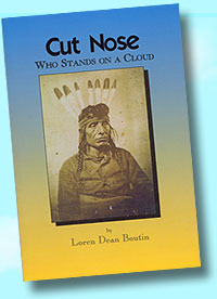Cut Nose - Who Stands On A Cloud by Loren Dean Boutin