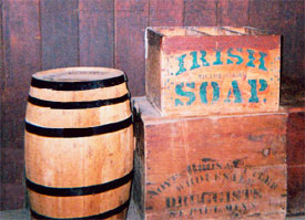 Irish Soap box