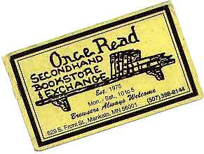 Once Read Logo