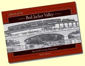 Red Jacket Bridge by Julie Shrader