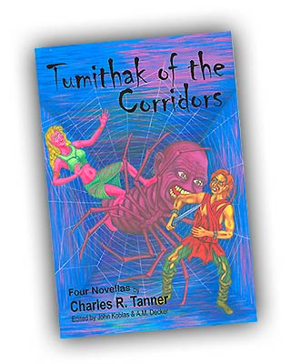 Tumithak of the Corridors book cover